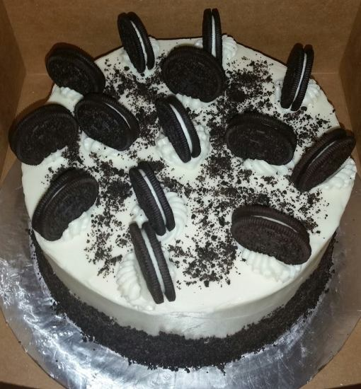 oreo cookie cake *new*
